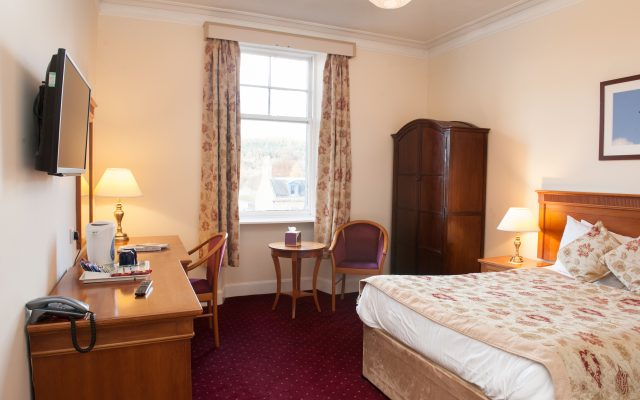 Standard Double Room front facing